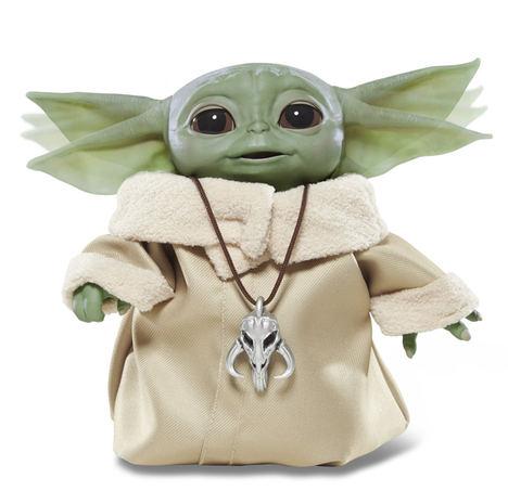 """El """"Baby Yoda"""" de Hasbro, The Child Animatronic Edition, ya se puede pre-comprar en España"""