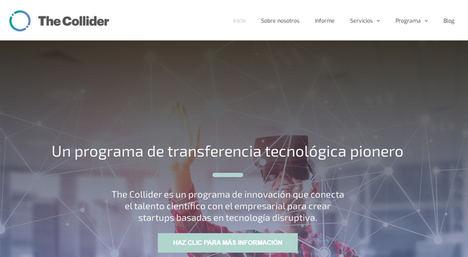 The Collider valida su modelo de transferencia de tecnología con la creación de 5 nuevas empresas