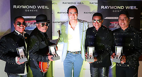 Raymond Weil Official Timing Partner del Marbella Music Week