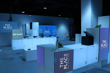The Place, 700 m2 con las tecnologías más disruptivas del mercado