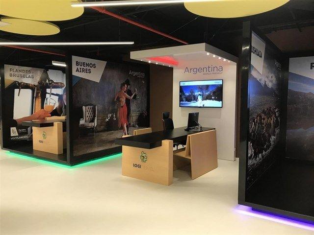 82d1f32af3 The Sensory Lab ambienta la primera tienda física de Logitravel ...