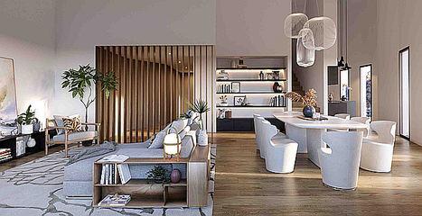 OD Real Estate presenta los apartamentos de tres y dos dormitorios de The White Angel Andorra