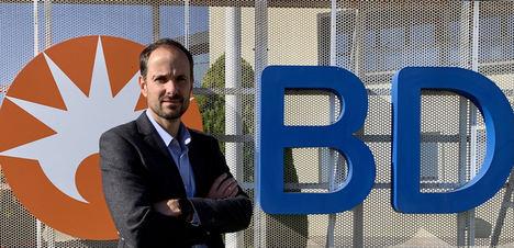 Becton Dickinson anuncia el nombramiento de Thibault Naegelen como director de la futura planta de Zaragoza