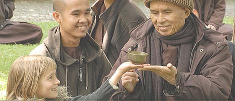 Mi casa es el mundo, del maestro budista Thich Nhat Hanh