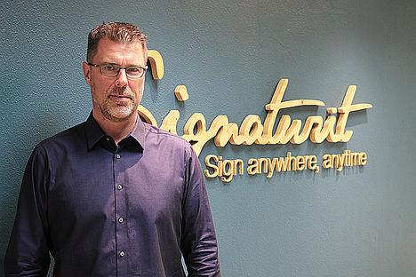 Signaturit refuerza su equipo directivo e incorpora a Thomas Klock y Sergio González para hacer crecer la compañía