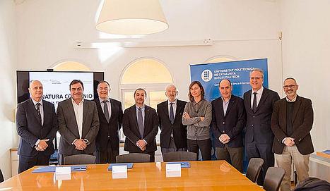 Three Points firma un acuerdo de colaboración con la Universitat Politècnica de Catalunya (UPC)