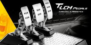 El juego de pedales más esperado de la marca Thrustmaster® T-LCM Pedals