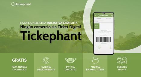 El ticket digital: una vuelta a la normalidad más respetuosa y sostenible con la sociedad y el medioambiente