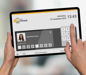 Tecnología española para fichar el trabajo