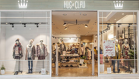 HUG & CLAU cierra 2018 aumentando su facturación un 25,9%