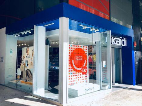 Okaïdi-Obaïbi reabren 11 tiendas al público y se suman al servicio de cita previa