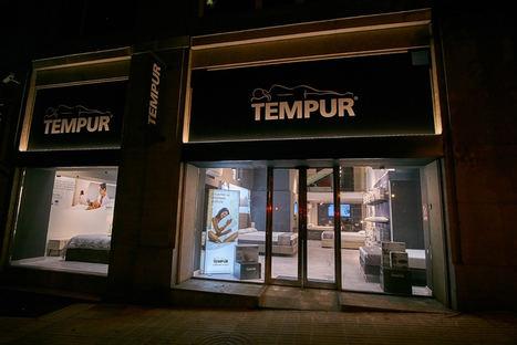 Tempur Sealy inaugura tienda en Vigo