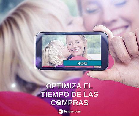 Tiendas.com ayuda a optimizar el tiempo de las compras de las madres