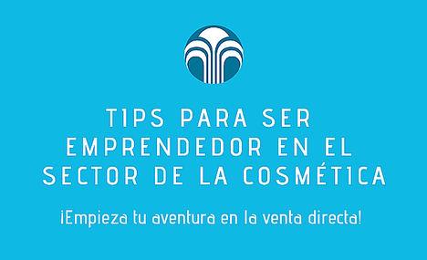 NU SKIN aporta las pautas para convertirse en emprendedor del sector cosmético