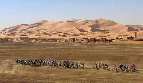 Titan Desert by Garmin: Amaury Sport Organisation se asocia a la aventura