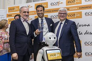 Creditea, premio ECOFIN 'Titanes de las Finanzas' por su innovación en los servicios de financiación