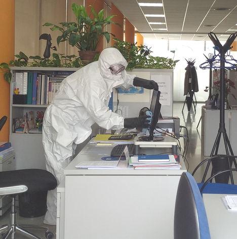 Tn Centro: la actual crisis sanitaria está generando un incremento de necesidad de limpieza y desinfección