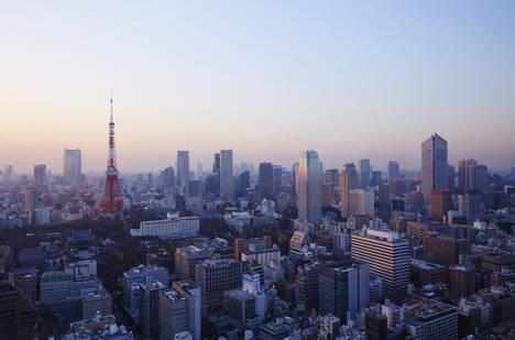 Descubrir Tokio desde las alturas