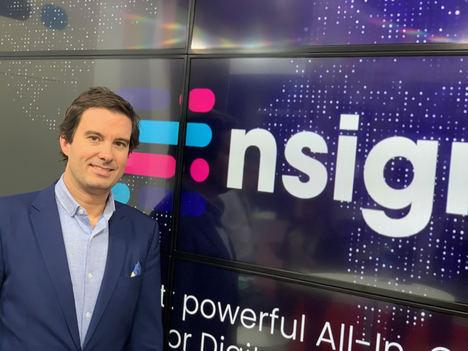 Toni Viñals, cofundador y CEO de Netipbox Tecnhologies.