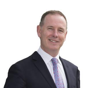 Tony Douglas, Etihad Aviation Group.