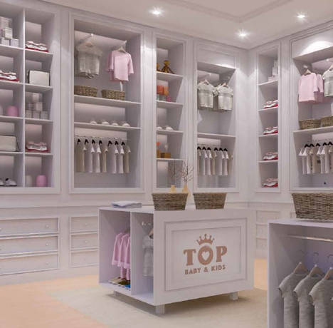 Grupo Top Queens crea una línea de moda infantil: TOP BABY & KIDS
