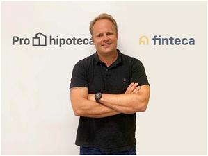 Tor Jensen, CEO de Finteca.
