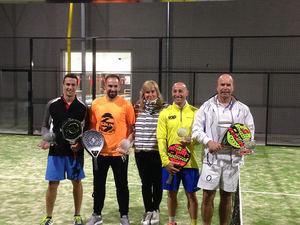La Fundación Avintia celebra con éxito su 'I Torneo de Pádel Solidario'
