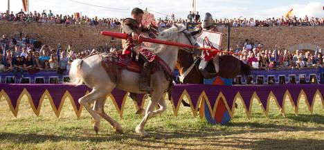 Ávila invita a soñar en clave medieval del 1 al 3 de septiembre con más de 200 actividades