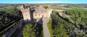 Toscana, en venta el castillo de Brunelleschi