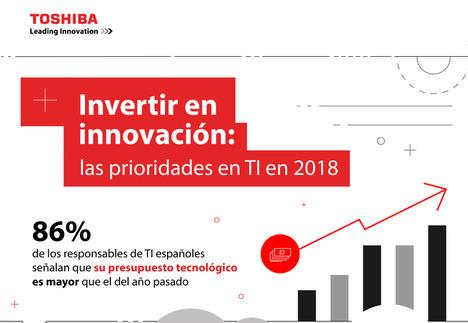 El 86% de las empresas españolas aumentará sus inversiones en TI durante los próximos 12 meses, superando en 10 puntos la media europea