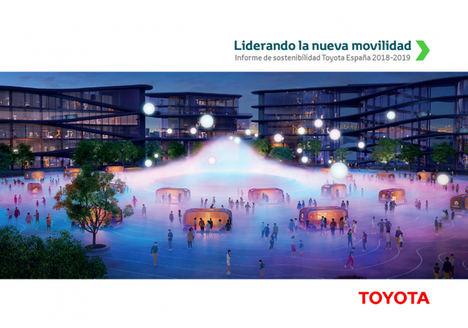 Toyota España presenta su Informe de Sostenibilidad