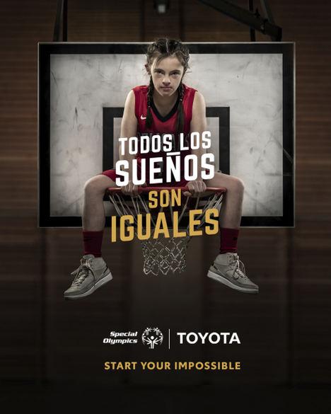 Toyota España y Special Olympics juntos