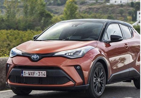 Toyota C-HR 2.0 Electric Hybrid