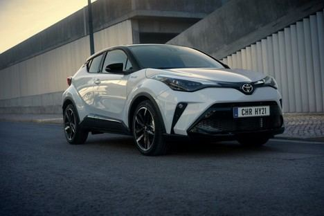 Toyota C-HR Electric Hybrid 2021