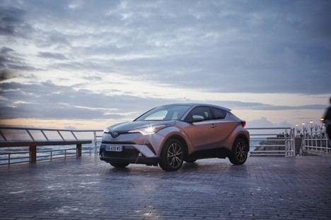 Toyota C-HR Electric Hybrid