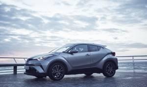 Toyota C-HR, el más innovador en los Premios Motor Mujer hoy