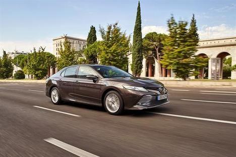 Nuevo Toyota Camry Electric Hybrid
