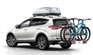 Nueva gama de Accesorios Originales Toyota para el RAV4
