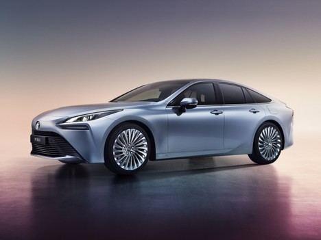 Toyota España refuerza su apuesta por el hidrógeno