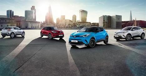 Toyota España cierra 2018 con más de 81.000 unidades vendidas