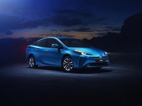 Toyota España lanza el nuevo Prius Hybrid