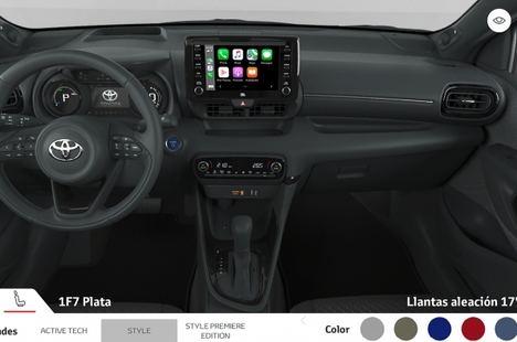 Toyota España lanza una APP de realidad aumentada