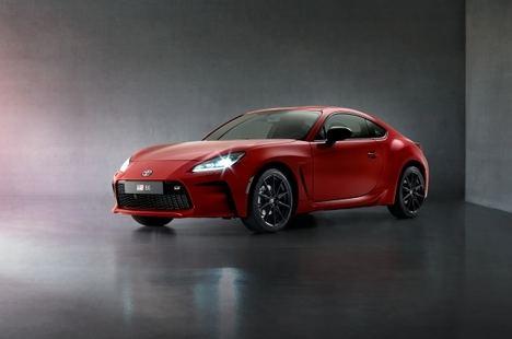 Estreno mundial del Toyota GR 86