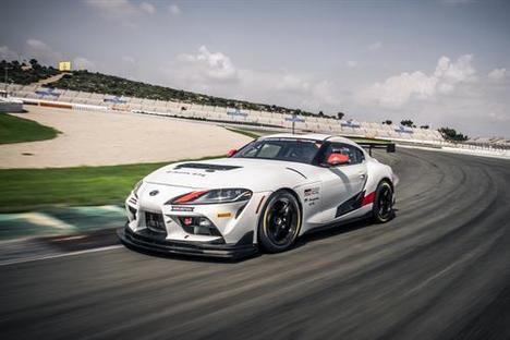 Toyota Gazoo Racing lanzará el GR Supra GT4 en Europa en marzo de 2020