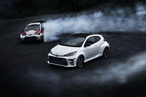 Comienza la producción del nuevo Toyota GR Yaris