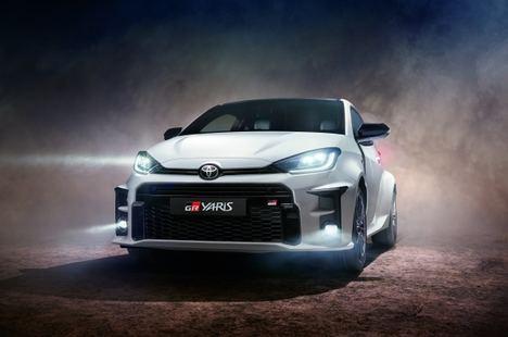 Nuevo Toyota GR Yaris