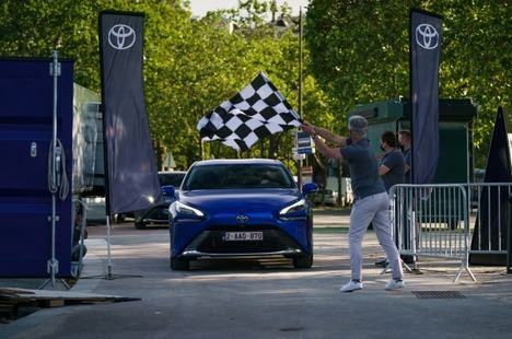 El Toyota Mirai bate otro récord mundial