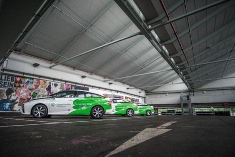 Toyota Mirai de hidrógeno recorre 5 millones de kilómetros
