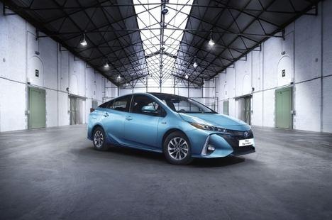 Nuevo Toyota Prius Plug-in