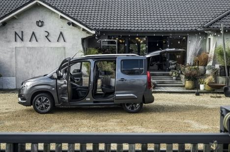 Nueva gama 2022 del Toyota Proace City